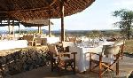 Out of Africa Restaurant - Severin Safari Camp
